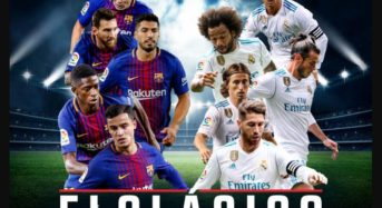 El CLASICO: WORLD FOOTBALL'S TRULY GLOBAL GAME