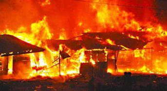 Onitsha Market Fire, Traders Count Losses