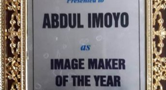As Abdul Imoyo Wins Image Maker Of The Year Award