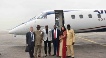 Air Peace Makes First Flight To New Bayelsa Airport