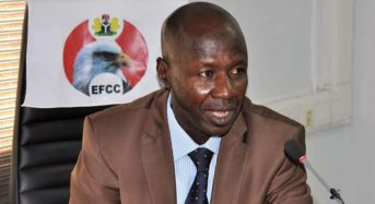 EFCC Allegedly Names Umar To Replace Magu????