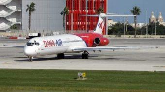 Dana Air Introduces More Lagos-Abuja Flights