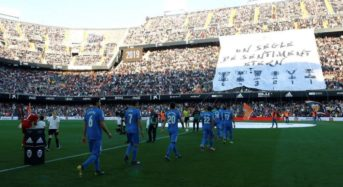 Valencia CF Celebrates 100 Years