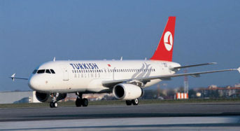 Turkish Airlines Commence Flight Operations To Port Harcourt