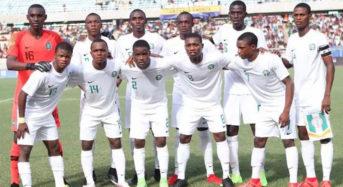 Golden Eaglets qualify for U-17 World Cup