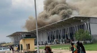 FAAN Launches Investigation Into Owerri Airport Fire Incidnet