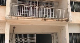 Pictures of damaged facilities during Ilesha protest