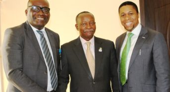 SEC Photo News: Financial Literacy Technical Committee  Meeting with NAICOM