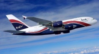 Routine Aircraft Maintenance Affects Arik Air Flight Schedules