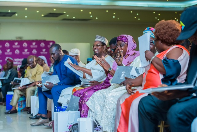 A cross section of some of the shareholders at the just concluded Wema Bank Annual General Meeting