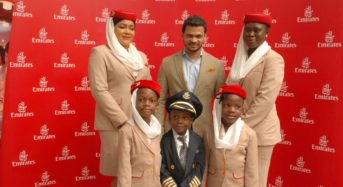 Photo News: Nigerian Children Aspire and Shine on Emirates