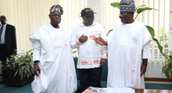 Obasanjo And Ajimobi Inaugurates Projects At IITA To Accelerate Agricultural Research
