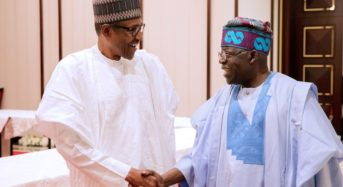 Tinubu Panegyrizes Buhari On June 12 Democracy Day Recognition