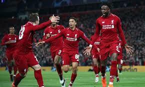 Liverpool stun Barcelona to reach Champions League final