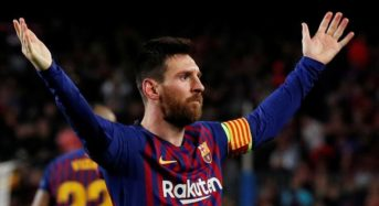Messi sent off as Athletic Bilbao beat FC Barcelona to win Super Cup