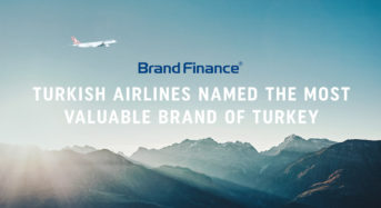 Turkish Airlines Emerges Most Valuable Brand In All Sectors