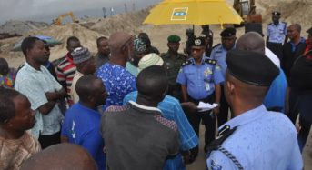 Police Wades Into Ajah / Ilaje Crises