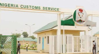 Ogun State Customs Command Intercepts 944 Cartons Of Frozen Poultry Products