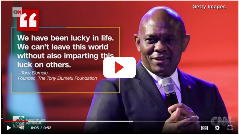Elumelu Foundation, UBA