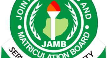 JAMB Reveals New Feature In UTME Registration