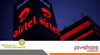 Airtel Africa Plc Lists On The Main Board Of The Nigerian Stock Exchange