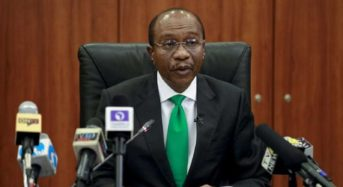 CBN To Close 1.25 Million Metric Ton Annual Palm Oil Demand Gap