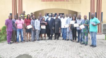 Crime Journalists Body Elects New Officers