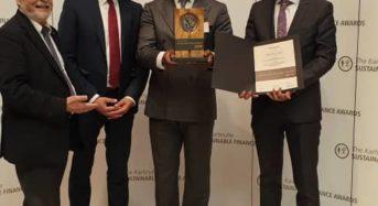 Access Bank Win Karlsruhe Sustainable Finance Award