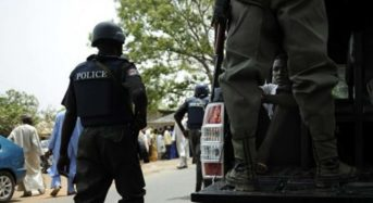 Police Arrests 44 Suspected Cultist In Anambra, Recover Arms