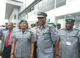 Wale Adeniyi Assumes Duty As Customs Command Comptroller At Murtala Muhammed International Airport