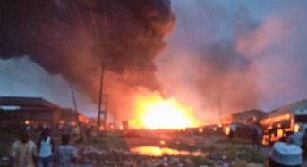 Lagos State To Assess Extent Of Damages After Abule Egba Pipeline Fire