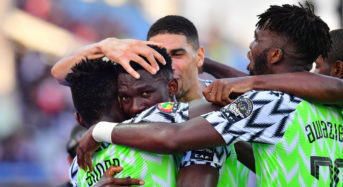 Cameroon to face Nigeria in AFCON round of 16