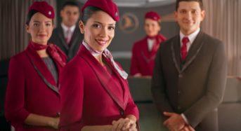 Turkish Airlines Unveils New Cabin Uniform