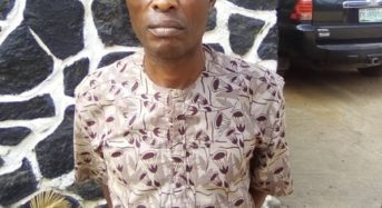 52 Year Old Impregnates Daughter In Ogun State