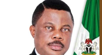 COVID-19 Spike In Anambra Worries Governor Obiano