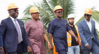 Waltersmith Petroman Oil welcomes Governor of Imo State H.E Emeka Ihedioha, CON,