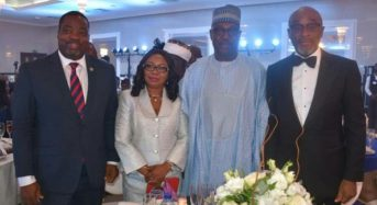 SEC Photo Stories: During The 2nd Annual Dinner & Awards Night In Lagos, At The Weekend