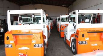 SAHCO Boosts Operations With New Equipment.