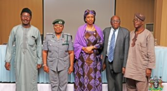 NPA Calls For More Collaboration To Tackle Maritime Security, Ports Efficiency