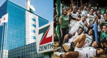Zenith Bank Celebrates D'Tigress On Back – To – Back Afrobasket Championship Victory.