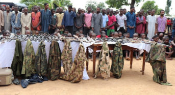 Over 100 Armed Robbery Suspects Arrested Along Mile 2-Badagry Expressway