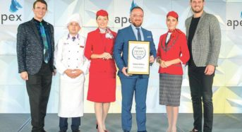 Turkish Airlines Named 2020 Five Star Global Airline At APEX Awards