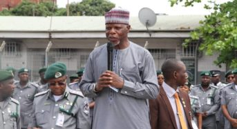 Customs Records N7.3bn Seizures From Border Closures