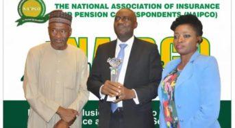 Africa Re Wins 2018 NAIPCO Insurance Development Promoter Award