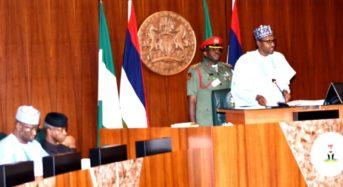 FEC Approves N10.07 Trillion For 2020 Budget Raise VAT To 7.2%