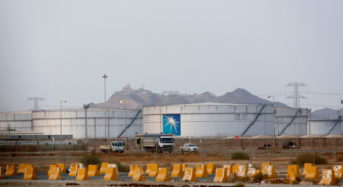 Saudi Sustains Move To Restore Third Of Lost Crude Oil Output