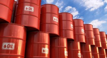 Oil Price Rise For Third Day