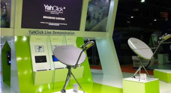 YahClick Partners iSAT To Boost Satelite Integration In Nigeria