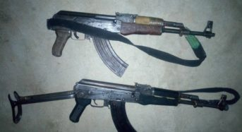 Army Kill 3 Terrorists In Ambush Recover Arms & Ammunition In Gwoza Axis