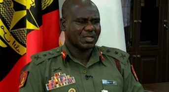 Army Personnel Disappears After Killing Innocent Lady In Lagos